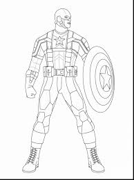 brilliant captain america shield coloring pages with captain