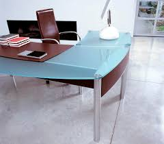 Best Office Table Design Brilliant 60 Glass Desk For Office Design Decoration Of A Glass