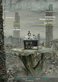 apex magazine a magazine of science fiction fantasy and horror