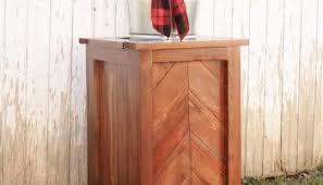 large wood flower box diy angela marie made