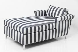 White Chaise Lounge Outdoor Grey And White Chaise Lounge