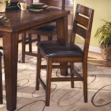 signature design by ashley larchmont counter height chairs set
