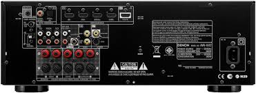 receiver home theater denon avr 1612 220 volt receiver a v avr1612 110 volt 240 volt