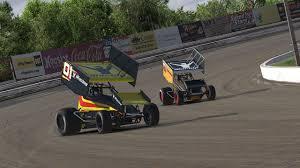 world of outlaws 410 sprint car iracing com motorsport simulations