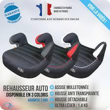 siege auto gr 2 3 monsieur bébé siège auto rehausseur gr 2 3 de 15 à 36 kg