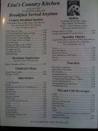 kitchen 20 country kitchen menu menu sylvia 39 s country