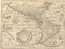 Mexico Map 1800 University Of South Carolina Libraries Rare Books And Special