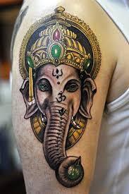 60 indian elephant tattoo ideas 2018