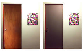 How To Paint Interior Walls by Painting Interior Doors Pretty Purple Door