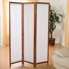 vintage style 3 panel dressing screen room divider painted for
