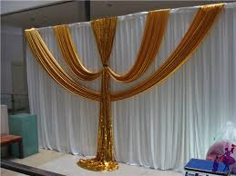 wedding backdrops for sale 3x6m hot sale white wedding backdrops drape wedding backdrop with
