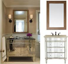 Decorating Bathroom Mirrors Ideas by Bathroom Bewitching Bright Bathroom Mirror Ideas On Simple Wall