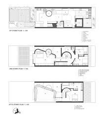gallery of alleyway house formwerkz architects 11