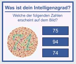 Red Blue Color Blindness Miscellaneous Intelligence Vs Red Green Color Blindness