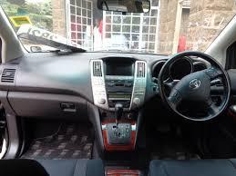 lexus harrier 2015 interior toyota harrier black u2013 carmax east africa ltd