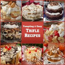 best 25 easy trifle recipe ideas on brownie triffle