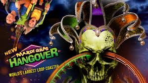 Six Flags Great America Jobs Mardi Gras Hangover