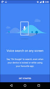 voice search app for android android activate now voice search from any screen
