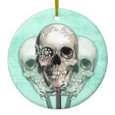 vintage skull christmas decorations u0026 christmas décor zazzle co nz