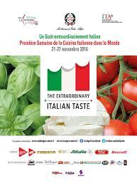 le monde de la cuisine première semaine de la cuisine italienne dans le monde à alger 21