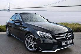 mercedes hull mercedes c class c 300 h amg line saloon for sale at mercedes