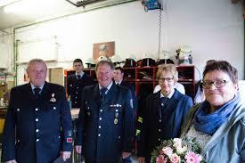 Feuerwehr Bad Kreuznach Große Ehrung Für Josef Dellerie Bei Der Freiwilligen Feuerwehr