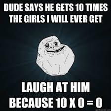 Forever Alone Girl Meme - forever alone 2 50 pics funnyfly com