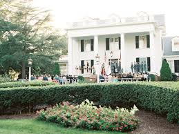 outdoor wedding venues in nc fall outdoor wedding at hill plantation southern and