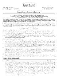 human resources resume exles resume exle human resource assistant global human resources