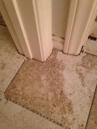 Caulking Bathroom Floor Bathroom Floor Tile Installation