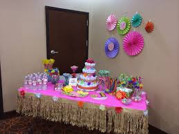 Baby Showers Decorations by Hawaiian Baby Shower Decorations Baby Shower Diy