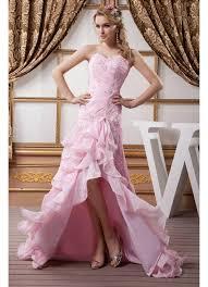 pink wedding dresses uk front sweetheart trumpet pink wedding dresses