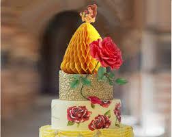 princess cake topper etsy