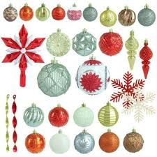 X Large Christmas Decorations by Christmas Ornaments Christmas Tree Decorations The Home Depot