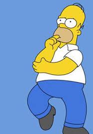 Homer Meme - list of synonyms and antonyms of the word homer simpson meme