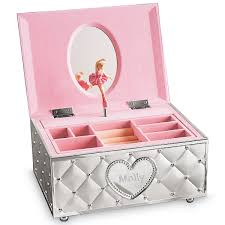 personalized ballerina jewelry box childhood memories ballerina jewelry box summer gifts