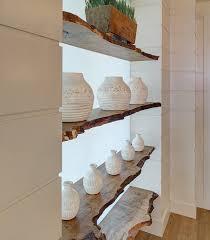 Live Edge Wood Shelves by Live Edge Wood Shelves Details Pinterest Interiors Live
