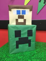 minecraft party decorations diy minecraft party decorations steve creeper minecraft party