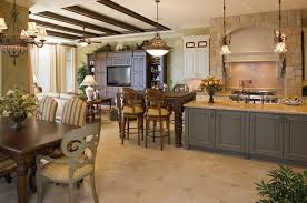 Mediterranean Dining Room Furniture by Creating A Mediterranean Style Kitchen Inspirationseek Com