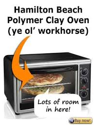 Toaster Oven Cake Recipes Which Polymer Clay Oven Should You Buy