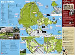 Map Running Routes by Stanley Park Great Runs