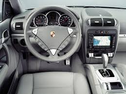 Porsche Cayenne Interior - porsche cayenne s 2004 picture 51 of 63