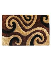 majesty home decor 3d rejoice abstract brown carpet buy majesty