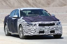 Kia Optima Release Date All New 2016 Kia Optima Spied For The First Time Including The