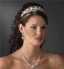 bridal tiara galore rhinestone princess bridal tiara wt8411 s