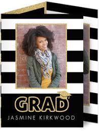 tri fold graduation announcements college graduation announcements