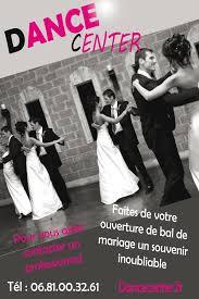 cours de danse mariage cours de danse spécial mariage center