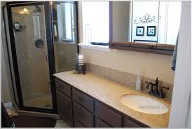chocolate brown bathroom ideas design bathroom ideas with brown vanity white counter pink flowers