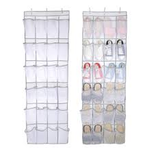 online shop practival 24 pocket door hanging shoe rack holder