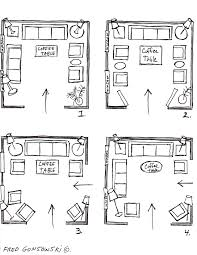 Easy Floor Plan Its Easy To Arrange Furniture In A Square Living Room Some Ideas